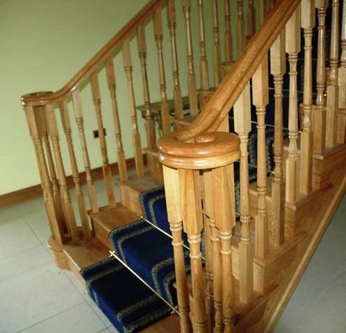 Staircase Features